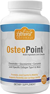 OsteoPoint Joint Health Complex Capsules with Palmitoylethanolamide - Joint & Pain Management Support - 225 Count - Harves...
