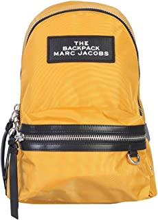Luxury Fashion | Marc Jacobs Womens M0015415721 Yellow Backpack | Fall Winter 19