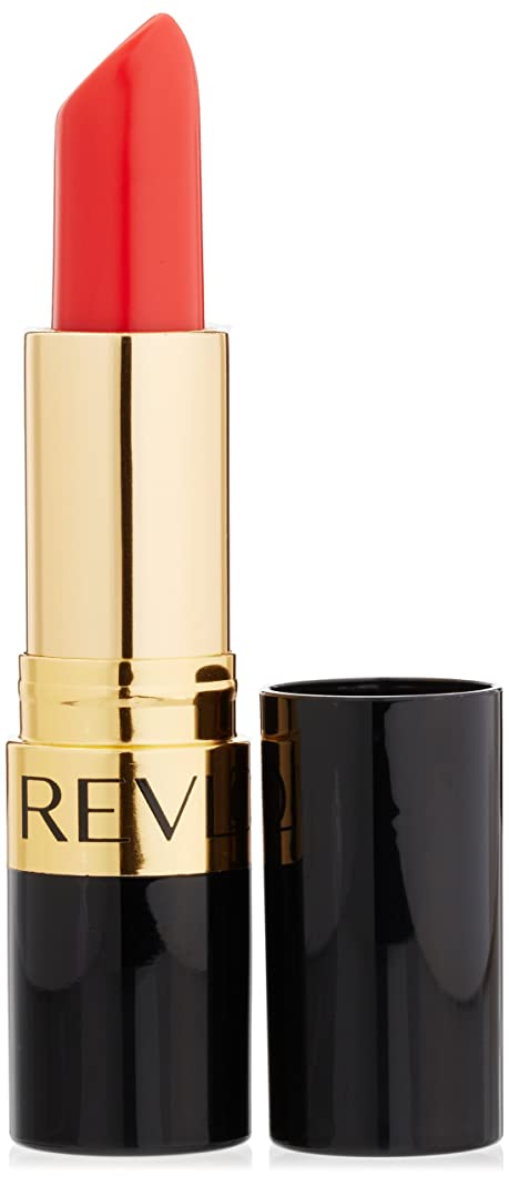 何でも爪偏差REVLON Super Lustrous Lipstick Pearl Red Lacquer 029 (並行輸入品)
