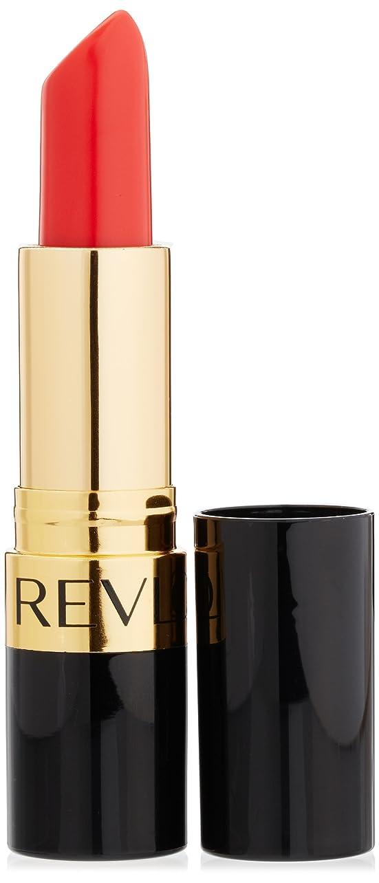 削減誰の評判REVLON Super Lustrous Lipstick Pearl Red Lacquer 029 (並行輸入品)