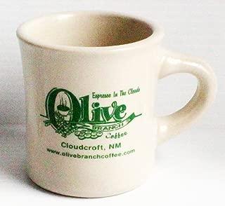 Olive Branch Coffee Promotional Coffee Mug