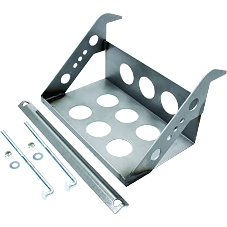 Universal 13 x 7 Mota Performance A70234 Stainless Steel Battery Tray