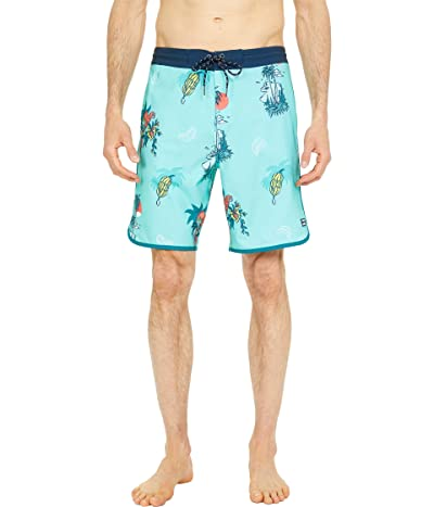 Billabong 73 Lo Tides 19 Boardshorts Men