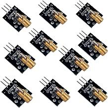DIYmall Laser Transmitter Module for Arduino (Pack of 10pcs)