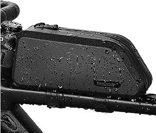 Rhinowalk Bike Bag Bike Top Tube Bag Bike Frame Bag Waterproof and Stable Bicycle Frame Bag Bicycle Bag Professional Cycli...