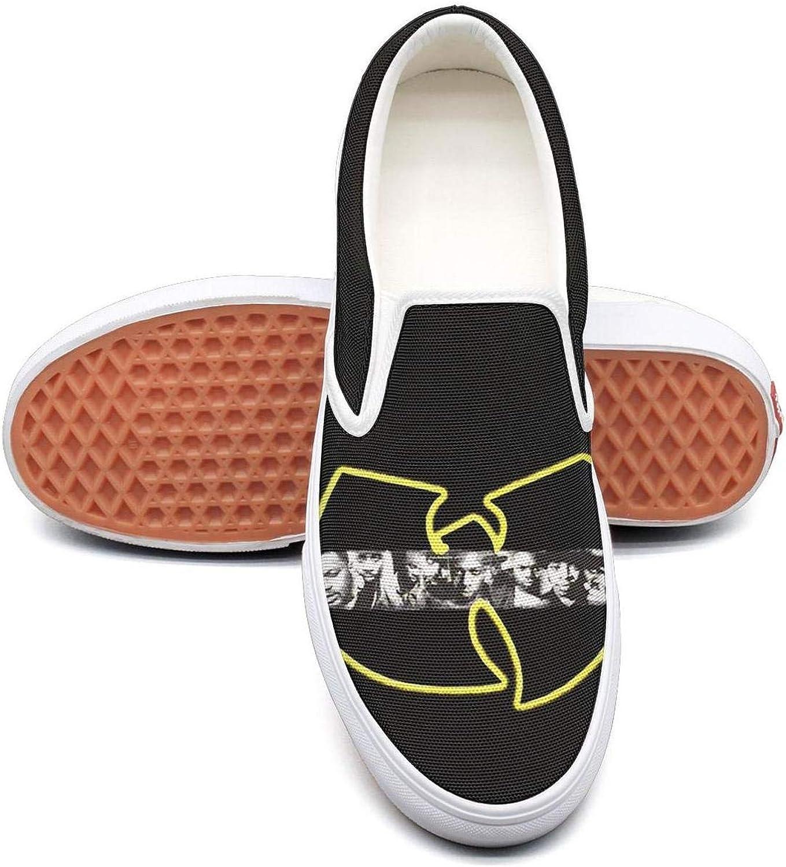 Mans gående skor Wu -Tang -Clan -Hip -Hip -Hip -Pop för män Wear -Resistent sko  rabattkampanjer