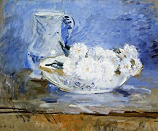 The Museum Outlet - Daisies - 1885 - Museum of Fine Arts (USA) - Canvas Print Online Buy (40 X 50 Inch)
