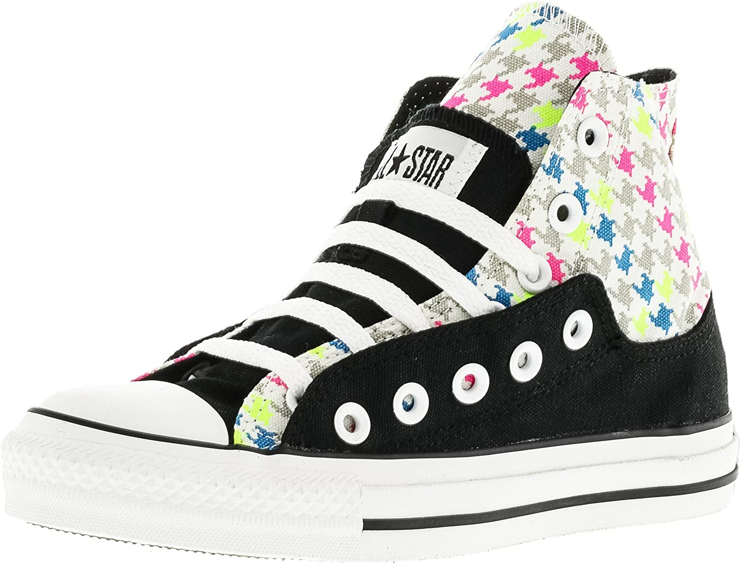Converse Chuck Taylor Layer up Hi Ankle-High Canvas Fashion Sneaker