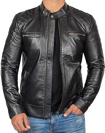 jacket leather man