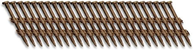 Fasco SCFP720CTSEGBR Scrail BeckDeck Thread,20-22Deg,Brown Sq Dr