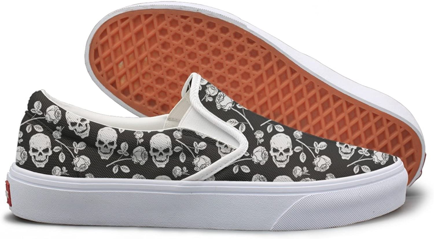 Skulls And pinks Top Sneakers For Women