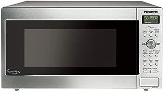 Panasonic NN-SD755S / NN-SD765S Cyclonic Wave Inverter Technology Microwave Oven, 1.6 cu. Ft, Stainless (Renewed)