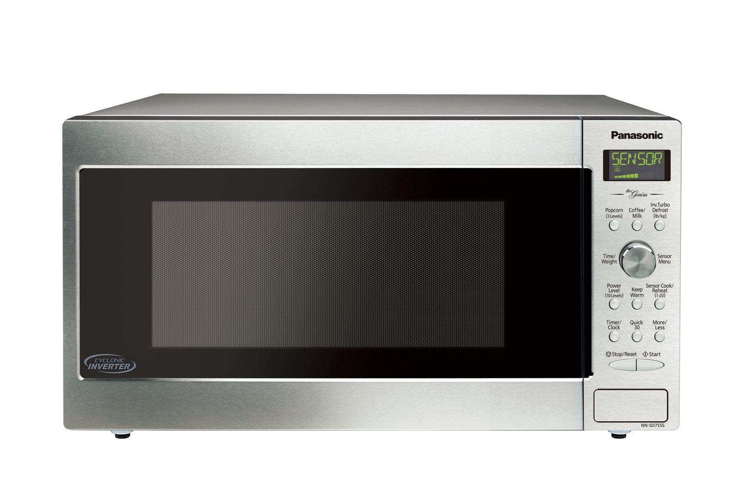 Panasonic NN SD755S NN SD765S Technology Microwave