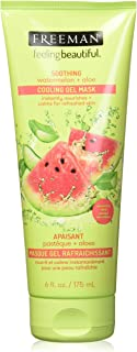 Freeman Facial Watermelon + Aloe Cooling Gel Mask 6oz, 6 Oz