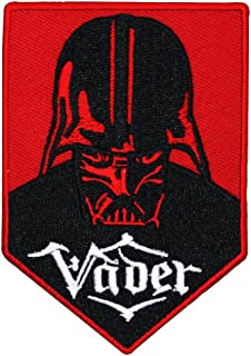 Disney Star Wars Darth Vader Sith Lord Patch Officially Licensed Iron On Applique