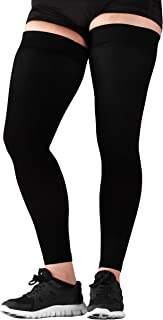 Mojo Compression Stockings Thigh Hi Leg Sleeve Graduated 20-30mmHg Medical Recovery for..