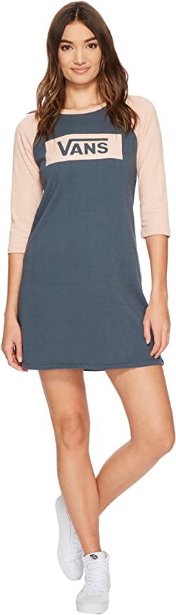 Vans Open Road Raglan Dress