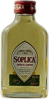 Soplica Haselnuss in der Probiergröße | Polnischer Geschmackswodka/Likör | 0,1 Liter, 32% Alkoholgehalt