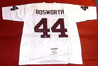 brian bosworth oklahoma jersey
