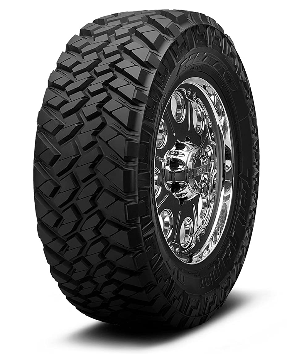 Nitto Trail Grappler M/T Radial Tire - 285/70R17 121Q