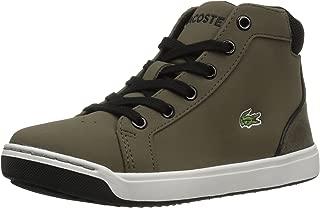 Lacoste Unisex-Child Explorateur Lace 417 1 CAC Sneaker