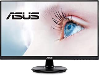 "Asus Monitor Eye Care 23.8"" VA24DQ: 23,8, Full HD, Sin Marco, 75 Hz, Adaptive-Sync/FreeSync, Filtro de luz Azul, Antiparpa..."