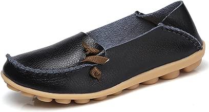 VenusCelia Women's Comfort Walking Cute Flat Loafer