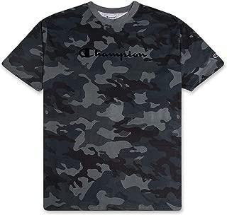 Big and Tall Mens Camo Logo T Shirt