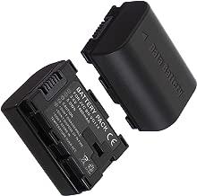 Battery 2 Pack for JVC Everio BN-VG107E, BN-VG108E, BN-VG114E, BN-VG121E, BN-VG138E