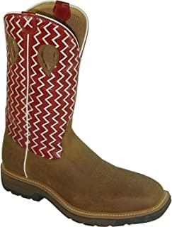 ee6194851b1 Amazon.com: Twisted X - Western / Boots: Clothing, Shoes & Jewelry