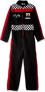 Fun World - RACE CAR DRIVER CHILD COSTUME