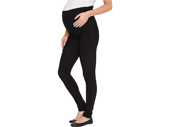 Plush Maternity Fleece Lined Matte Spandex Leggings Zappos Com