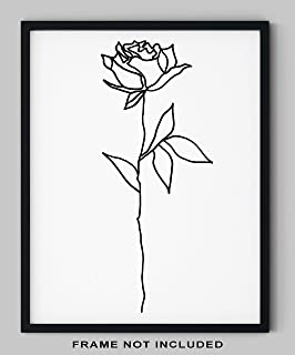 Best rose abstract art Reviews