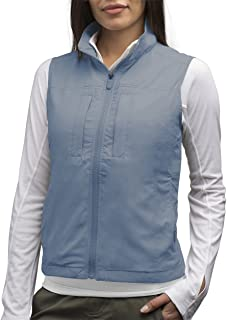 SCOTTeVEST Featherweight for Women - Lightweight Travel Vest - Safari Vest