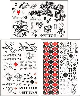 Best harley davidson temporary tattoos Reviews