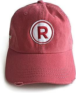 Bygone Brand Rockford Peaches Baseball Hat Retro Cap