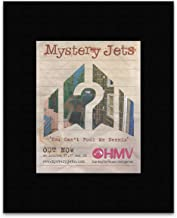 NME Mystery Jets - You Can't Fool Me Dennis Mini Poster - 13.5x10cm