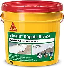 SikaFill Rápido, Borracha Líquida, Com microesferas Isolantes, Balde 15Kg, Branco
