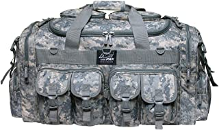 "Nexpak 30"" Tactical Duffle Millitary Molle Gear Range Bag with Shoulder Strap"