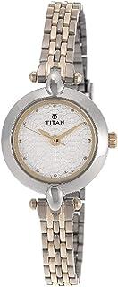 تيتان كاريشما النظير الأبيض المرأة ووتش الهاتفي NK2521BM01