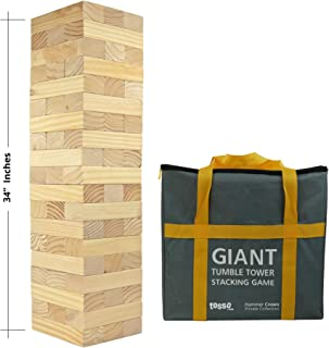 Best giant drunk jenga Reviews