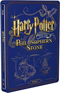 Harry Potter E La Pietra Filosofale Steelbook (Bs)