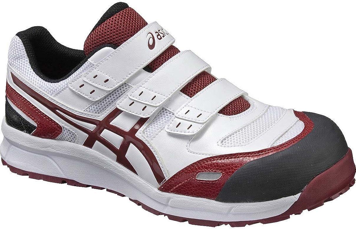 [アシックス] 安全靴【ウィンジョブCP102】(GEL?耐油性ラバー?ベルトタイプ)《012-FCP102-0126》