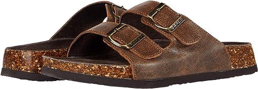 Vintage Brown Leather