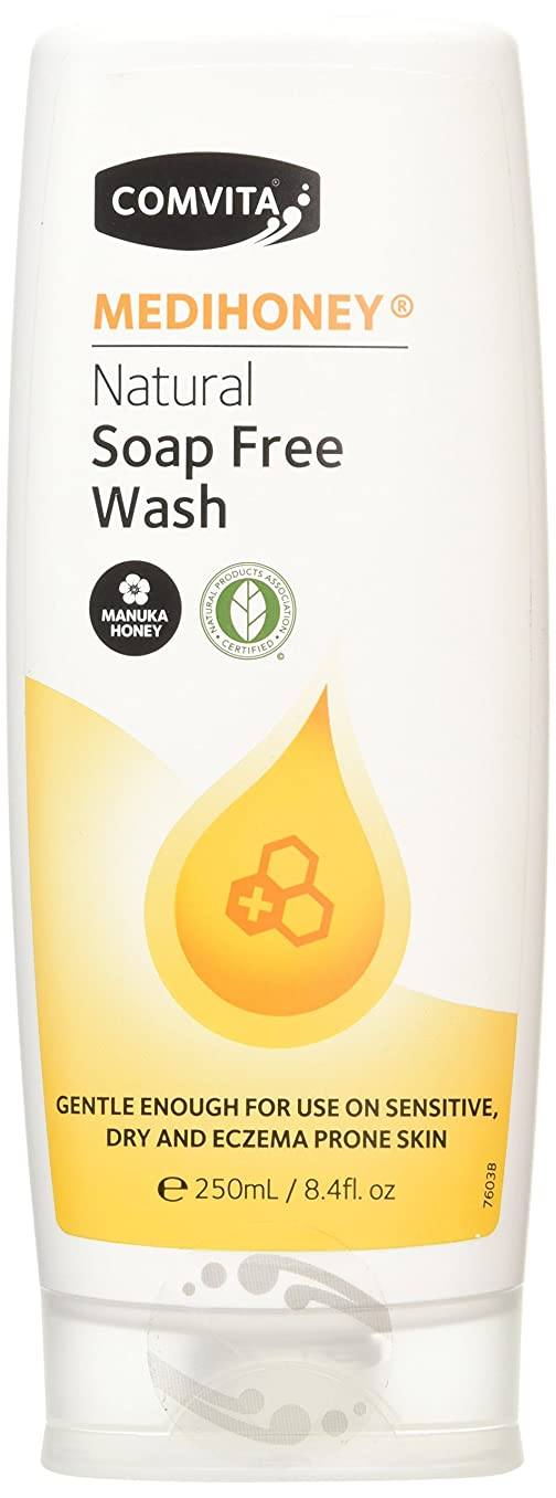 勝つ完了奨学金Comvita 250 ml Medihoney Gentle Body Wash by Comvita