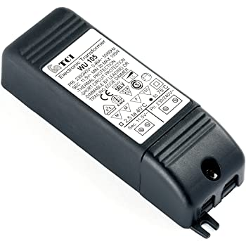Trasformatore elettronico TCI PD.2//150 75 150 W 12 V trasformatore alogeno dimmerabile