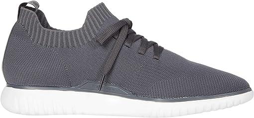 Grey/Light Grey Knit
