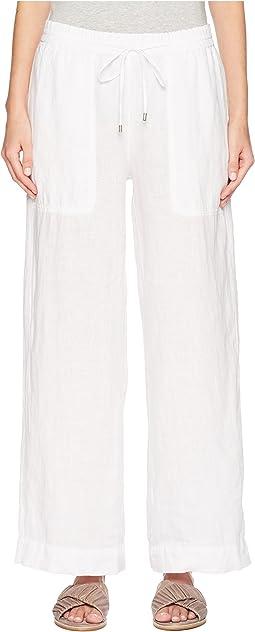 D/S Wide Leg Pants