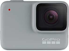 GoPro HERO7 White - E-Commerce Packaging - Waterproof Digital Action Camera with Touch Screen 4K HD Video 10MP Photos Live...