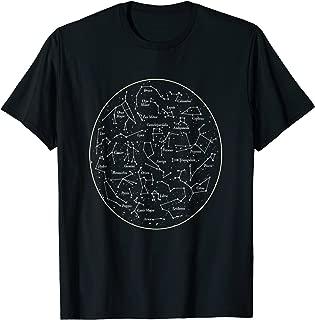 constellation t shirt